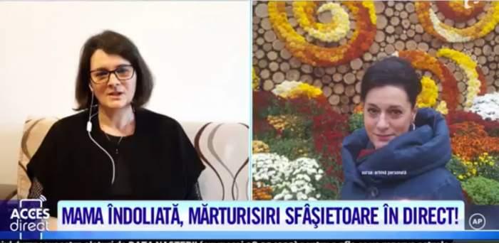 """Acces Direct. Ultimele cuvinte spuse de Maria Macsim Nicoară surorii sale înainte de tragedie: """"Nu știu cum am să pot trăi..."""""""
