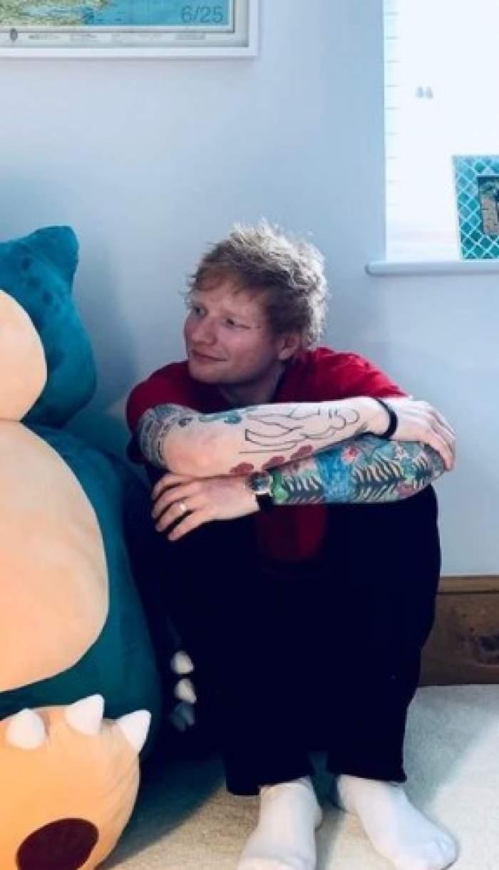 Cum a reușit Ed Sheeran să slăbească. Artistul nu a avut nevoie de o dietă strictă