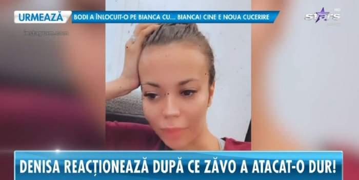 """Soția lui Flick, reacție furibundă, după ce Oana Zăvoranu a atacat-o pe Internet: """"Nu am apărut la TV înjurându-mă cu părinții ca tine"""" / VIDEO"""