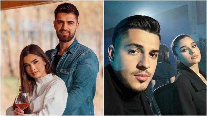 Colaj cu Theo Rose și Alex Leonte/ Theo Rose și Bogdan de la Ploiești.