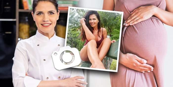 Aida Parascan este însărcinată! Vedeta, declarații exclusive la Antena Stars, despre relația cu tatăl copiilor săi! Îi crește singură pe cei mici