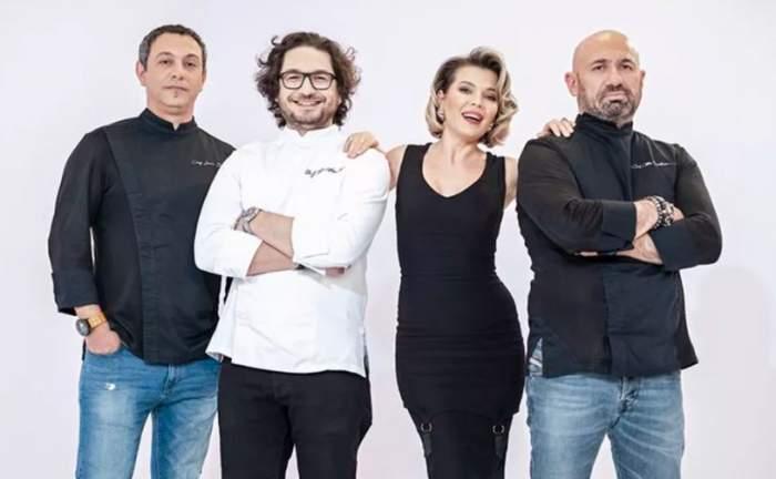 Cine o va înlocui pe Gina Pistol la Chefi la cuțite. Este soția unui cunoscut prezentator TV / FOTO