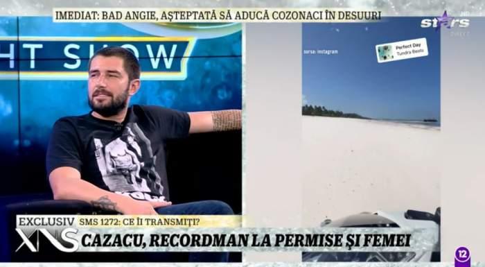 Cum a petrecut Cătălin Cazacu minivacanța de 1 mai! Motociclistul are permis de conducere pentru barcă / VIDEO