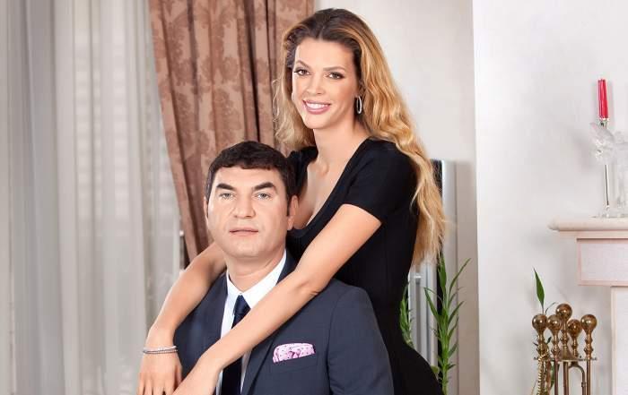 Alina Vidican și Cristi Borcea când formau un cuplu.