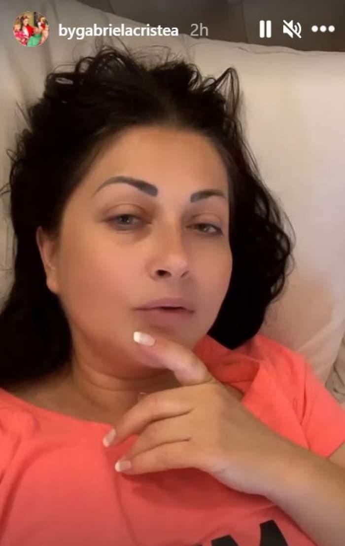 """Gabriela Cristea, probleme de sănătate după ce și-a făcut singură manichiura! Prezentatoarea de la Mireasa a povestit ce s-a întâmplat: """"Acum plătesc"""" / FOTO"""