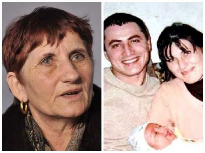 Mama Elodiei Ghinescu, Elodia Ghinescu și Cristian Cioacă