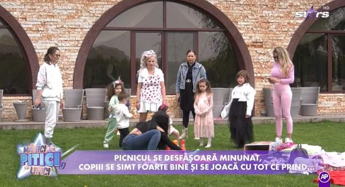 petrecere pentru fiica cristinei siscanu