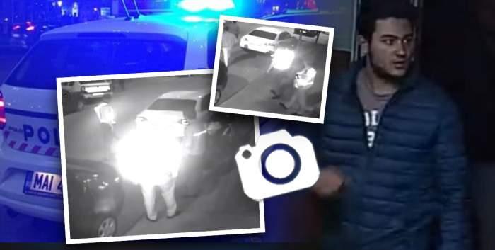 VIDEO / Poliția Română, reacție incredibilă în cazul drogurilor găsite în mașina unui ofițer de la Capitală / Imagini exclusive