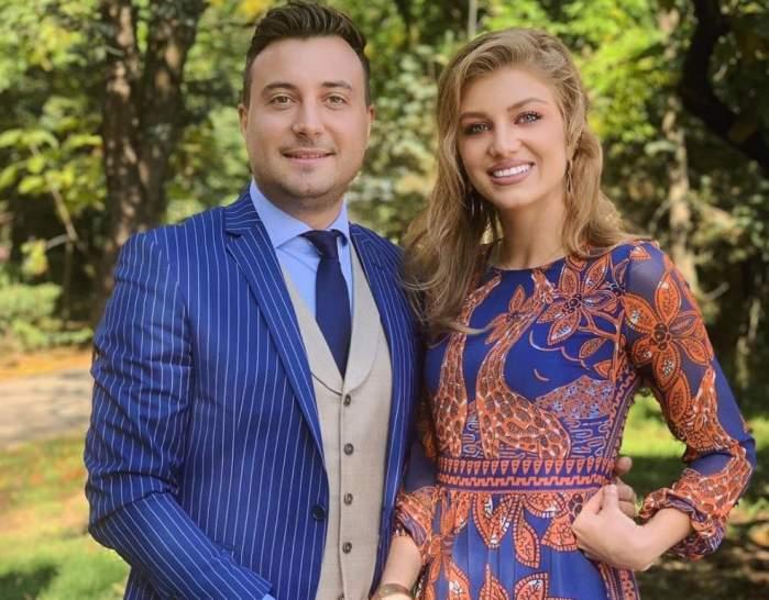 """Când va avea loc nunta dintre Valentin Sanfira și Codruța Filip. Cei doi se pregătesc deja de marele eveniment: """"Să fie mare, cu 300 de invitați"""""""