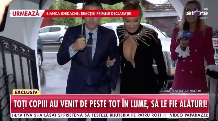 SUPEREXCLUSIVITATE. Anamaria Prodan și Laurențiu Reghecampf și-au reînnoitjurămintele. Surpriză specială la 15 ani de la căsătorie / VIDEO