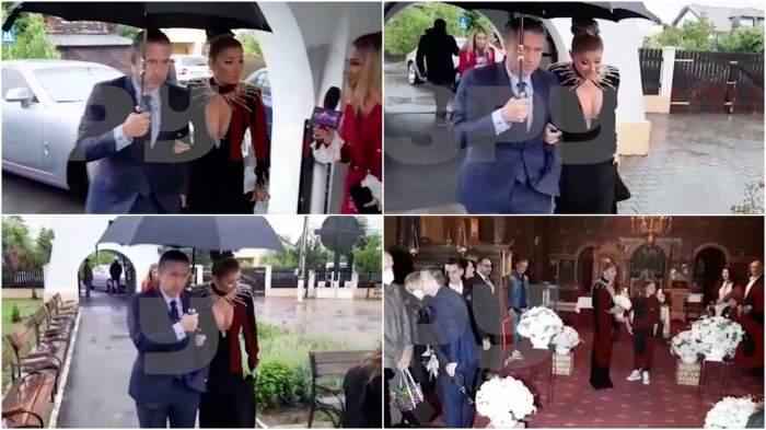 Ce ținută de mii de euro a ales Anamaria Prodan la ceremonia de reînnoire a jurămintelor cuLaurențiu Reghecampf! Sexy impresara a strălucit / VIDEO