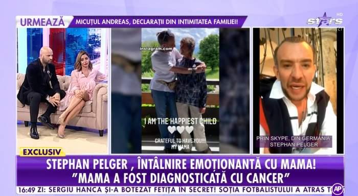 Stephan Pelger, la Antena Stars