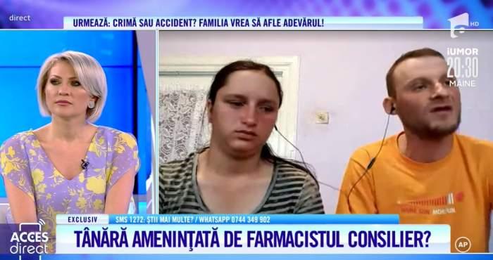 Acces Direct. Femei seduse și șantajate de farmacistul satului. Bărbatul le-a cerut fotografii intime / VIDEO