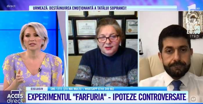 Acces Direct. Ipoteze controversate în ceea ce privește farfuria pe care o avea Maria Macsim Nicoară. De ce nu a fost găsit obiectul spart / VIDEO