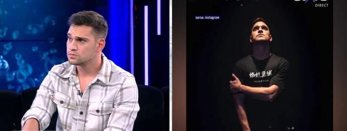 """Vlad Gherman a ajuns la psiholog după despărțirea de Cristina Ciobănașu. Actorul încă se resimte după separare: """"Vreau să mă vindec"""" / VIDEO"""