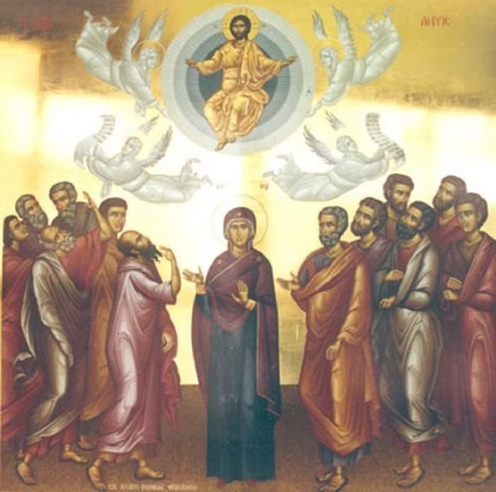 Înălțarea Domnului, sărbătoare mare pentru creștini. Tradiții și obiceiuri pentru această zi