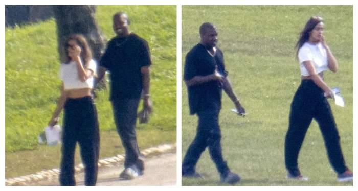 Kanye West formează un cuplu cu modelul Irina Shayk. Soțul lui Kim Kardashian a plecat în prima vacanță alături de noua lui iubită