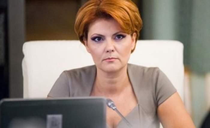 """Lia Olguța Vasilescu, despre probabilitatea de pensionare la 70 de ani: """"Nimeni nu poate să stea la muncă până moare"""""""