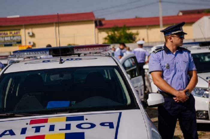 Imagine simbol pentru Poliție.