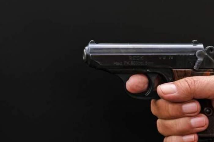imagine simbol pistol