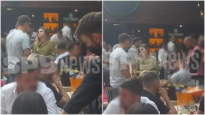 Cristina Ciobănașu, întâlnire cu un bărbat misterios, într-un club din Capitală! L-a uitat deja pe Vlad Gherman?