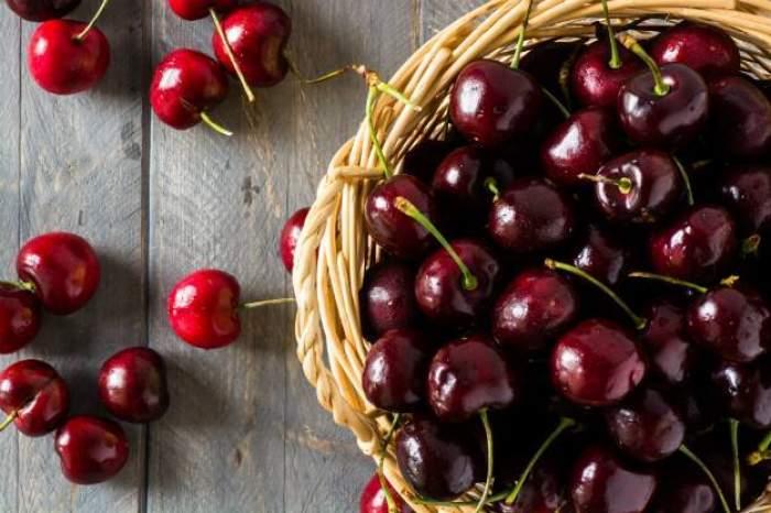 """Cireșele îngrașă? Nutriționistul Mihaela Bilic spune adevărul despre fructele dulci de sezon: """"Sunt bombă"""""""