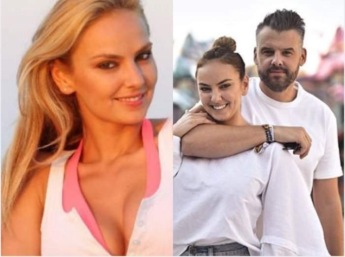 Ce relații a mai avut Roxana Ionescu înainte să îl cunoască pe Tinu Vidaicu. Vedeta a mai fost casatorită
