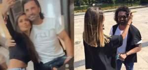 Ce diferență de vârstă e între Pepe și noua lui iubită, Yasmine. Cum au fost surprinși în urmă cu 4 ani, când el era însurat cu Raluca Pascu / FOTO