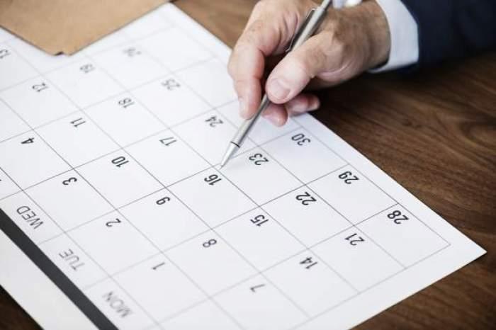 imagine simbol calendar