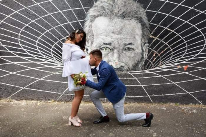 sotie tanar inecat jiu la nunta