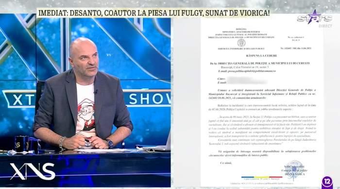"""Dan Capatos, mesaj pentru Ioniță de la Clejani, după ce """"a mințit"""" că nu l-a reclamat pe Fulgy la Poliție! """"Nu pot să trec peste asta, nu pot să tolerez"""" / VIDEO"""