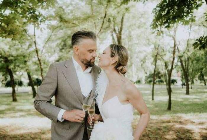 Dani Oțil și Gabriela Priscariu nu au fost prezenți la nunta nașilor lor. Care este motivul pentru care au lipsit de la eveniment