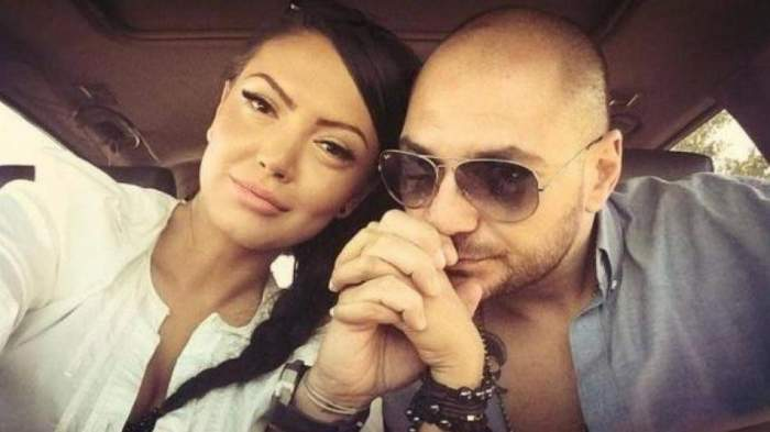 Andreea Mantea și Cristi Mitrea, când erau împreună.