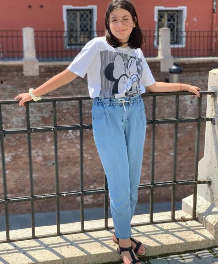 Cât de frumoasa este Ruxandra Papadopol. Totul despre fiica Ioanei Ginghina și a lui Alexandru Papadopol