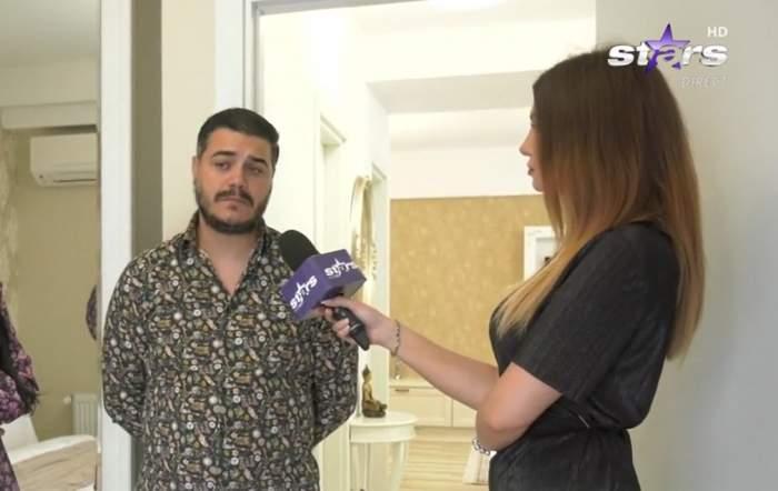 Rustem, fiul lui Ion Petrișor la Antena Stars