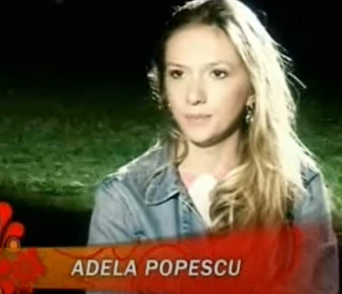 """Cum arăta Adela Popescu în urmă cu 17 ani. Vedeta a debutat în serialul """"Numai Iubirea"""" în rolul Alinei / GALERIE FOTO"""
