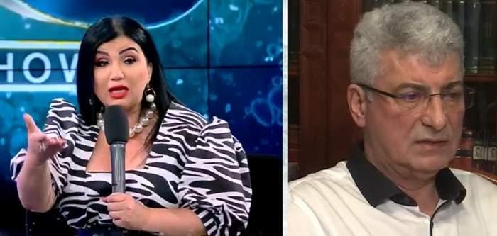 """Adriana Bahmuțeanu și Silviu Prigoană, ceartă pe copii în direct la Xtra Night Show: """"Nesimțitule, trezește-te la realitate"""" / VIDEO"""