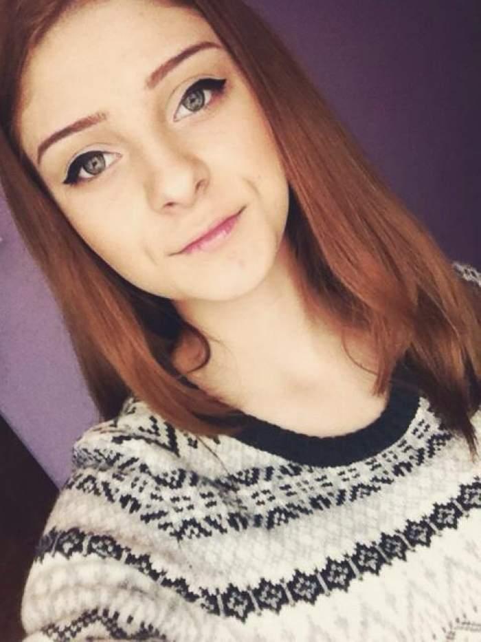 Elena Matei roșcată.