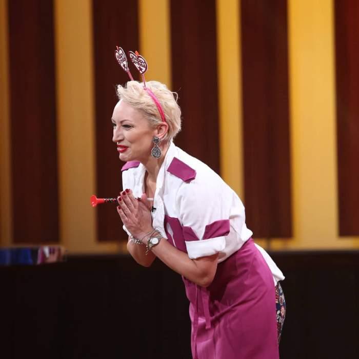 """Reacția fostei concurente, Nicoleta Pop, după scandalul izbucnit pe rețelele sociale după semifinala Chefi la cuțite: """"Încetați să mai fiți tâmpiți"""""""