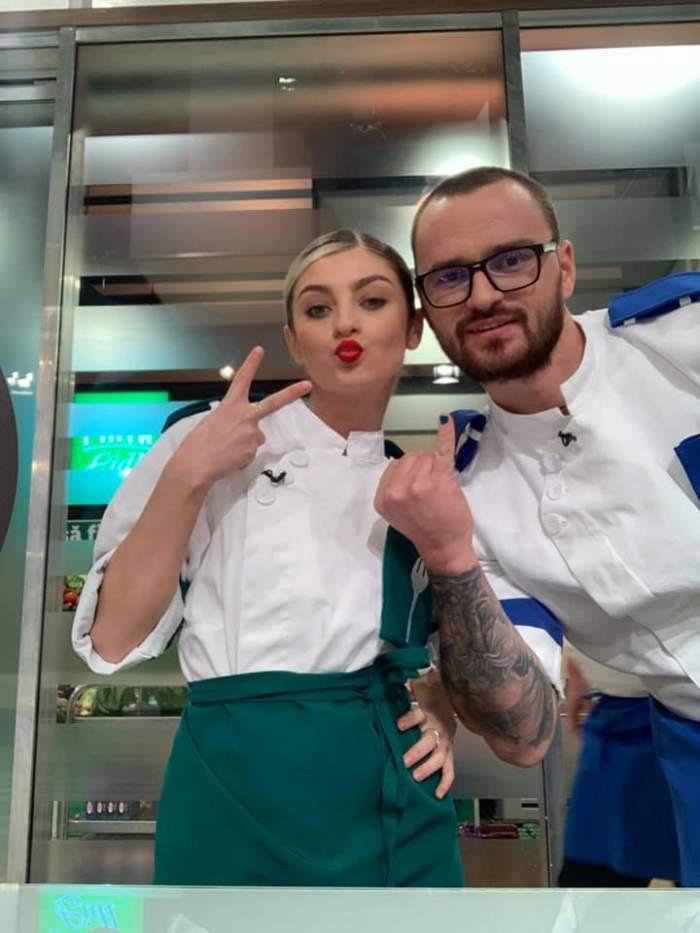 """Elena Matei, atac pe Internet la adresa concurenților care au spus că nu are ce căuta în finala Chefi la cuțite: """"Degeaba vă dați voi mari"""""""