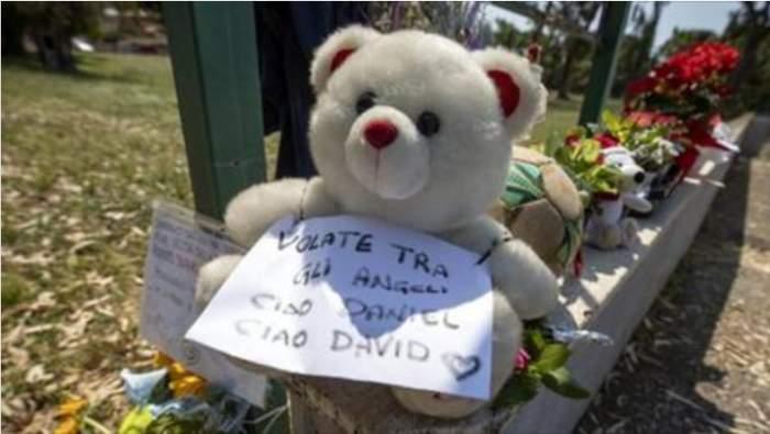 Cum s-a petrecut, de fapt, tragedia în care cei doi frățiori din Italia au fost împușcați mortal. Au încercat să se apere unul pe celălalt