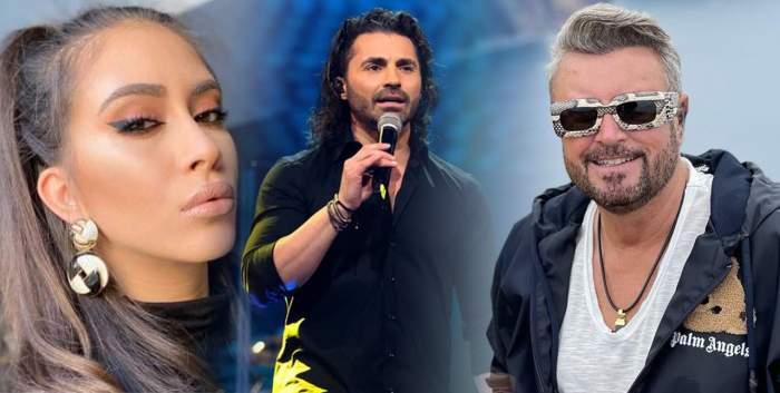Colaj cu Pepe, Cătălin Botezatu și Yasmine, noua iubită a artistului