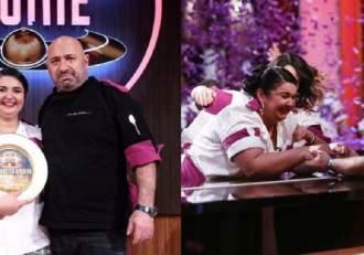 """Cătălin Scărlătescu, mesaj emoționant pentru Narcisa Birjaru, după ce a câștigat Chefi la cuțite: """"Te-ai născut să gătești!"""" / FOTO"""