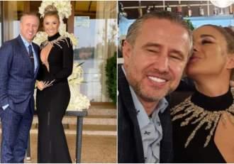 Ce fericiți erau Anamaria Prodan și Laurențiu Reghecampf în urmă cu două săptămâni! Nimeni nu se aștepta la divorț / GALERIE FOTO