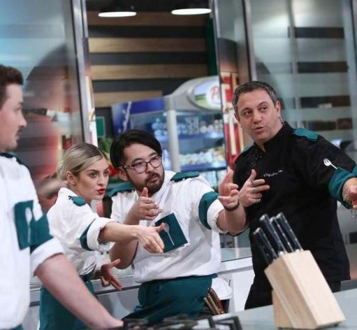Ce a învățat Elena Matei de la Sorin Bontea, la Chefi la cuțite. Finalista show-ului culinar, interviu emoționant