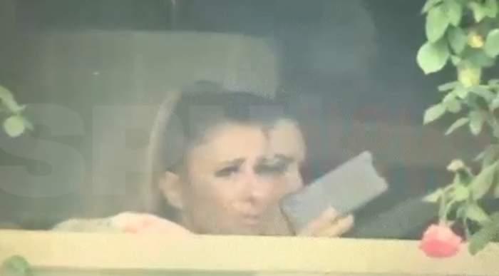 Imagini exclusive cu Anamaria Prodan, după ce Laurențiu Reghecampf a anunțat divorțul. Cum a reacționat / VIDEO PAPARAZZI