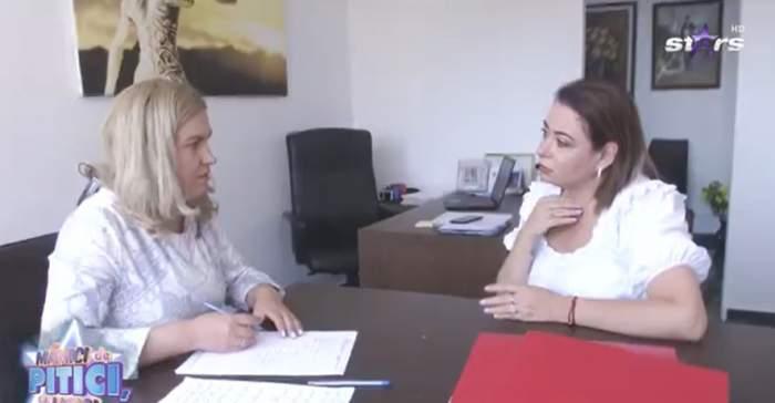 Oana Roman, la avocat