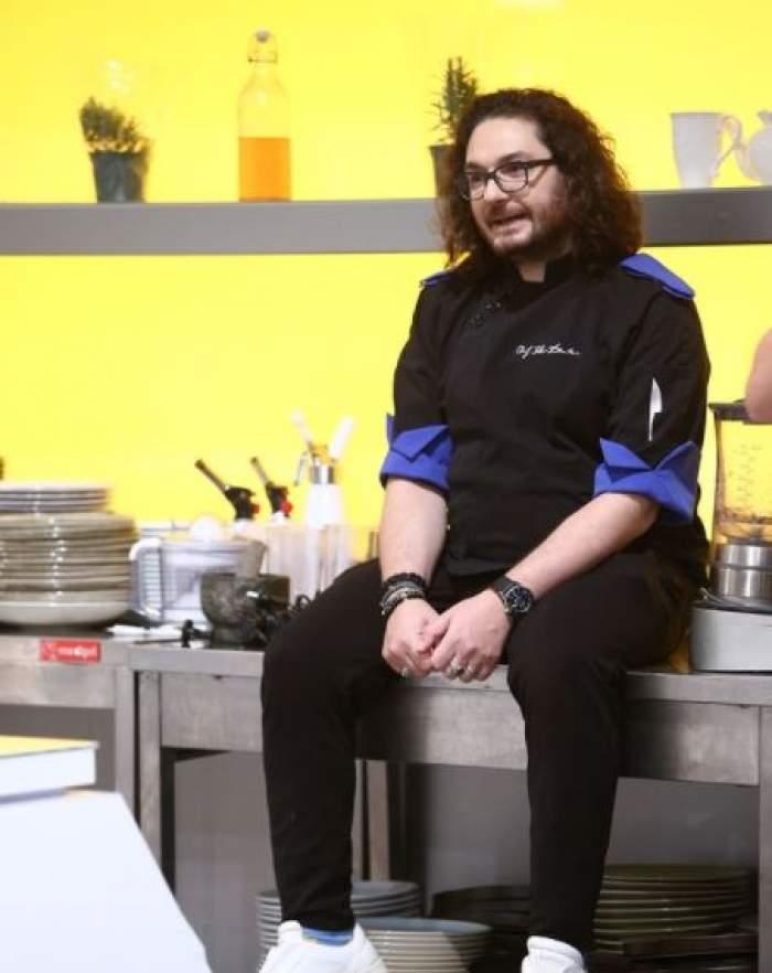 Florin Dumitrescu la Chefi la cuțite.