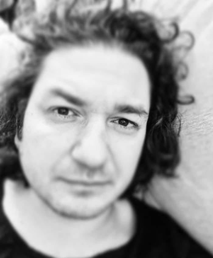 Florin Dumitrescu fără barbă.