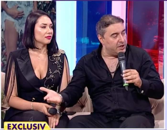 Marian Mexicanu, cu actuala soție la Antena Stars
